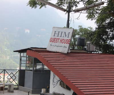 Him Guest House,Mussoorie